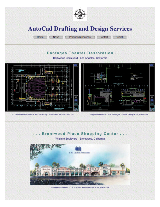 SSA Drafting Services Brochure