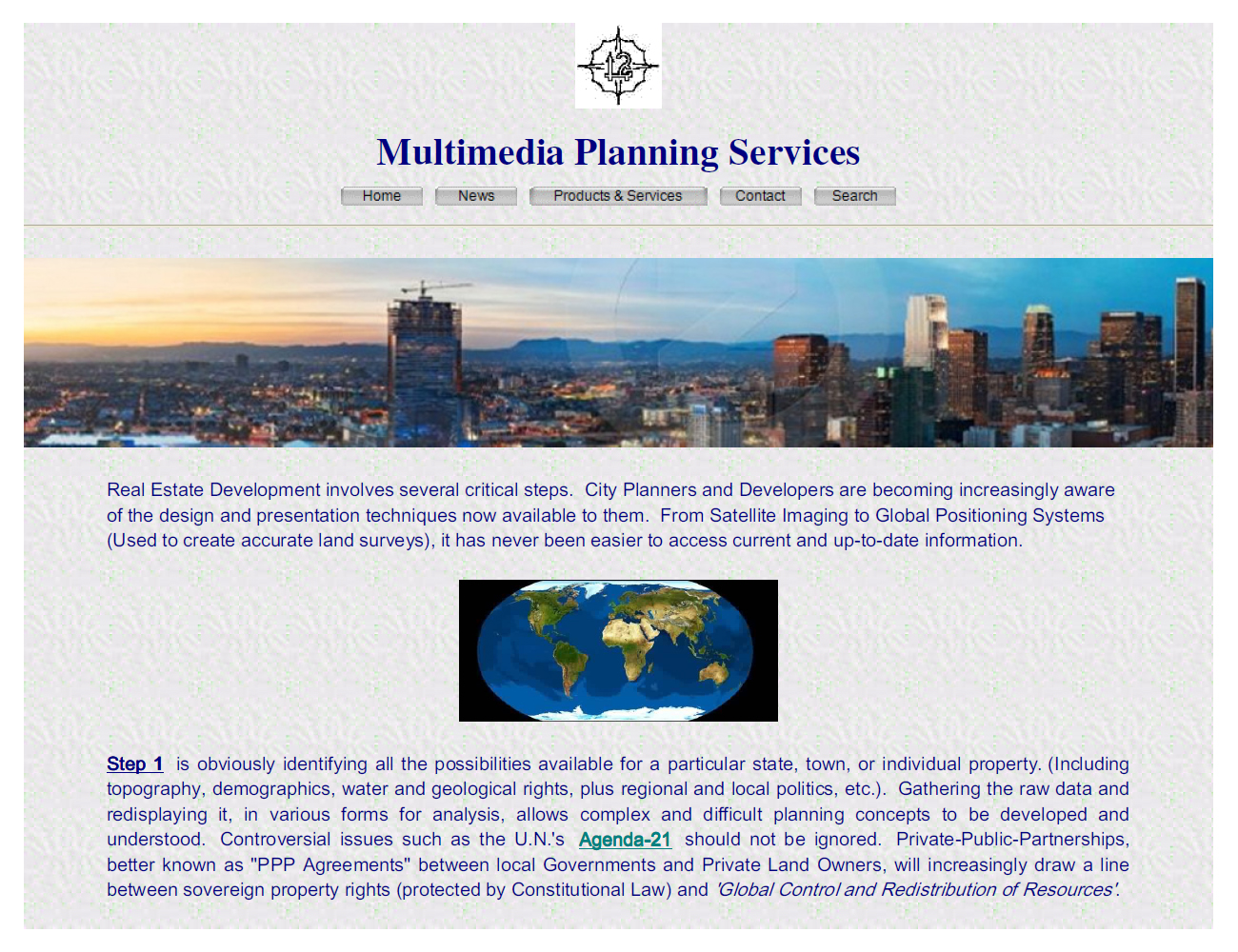 SSA Planning Services Brochure